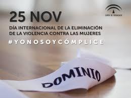 Imagen de la noticia: Circular de 17 de noviembre (Conmemoración Día Internacional eliminación de la violencia contra la mujer)
