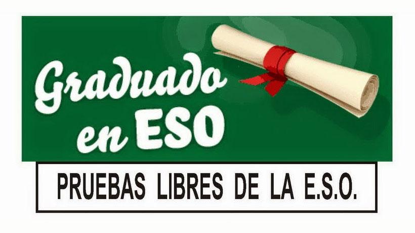 Imagen de la noticia: Centros sede de las pruebas libres para la obtención del título de ESO (mayores de 18 años) [Actualizado]