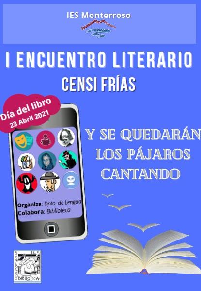 Imagen de la noticia: Día del Libro: I Encuentro Literario