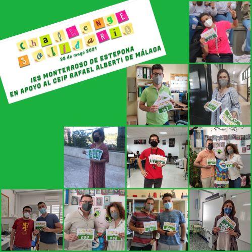 Imagen de la noticia: Casi 400 dorsales y una donación de más de 600 euros para CUDECA [Actualizado]