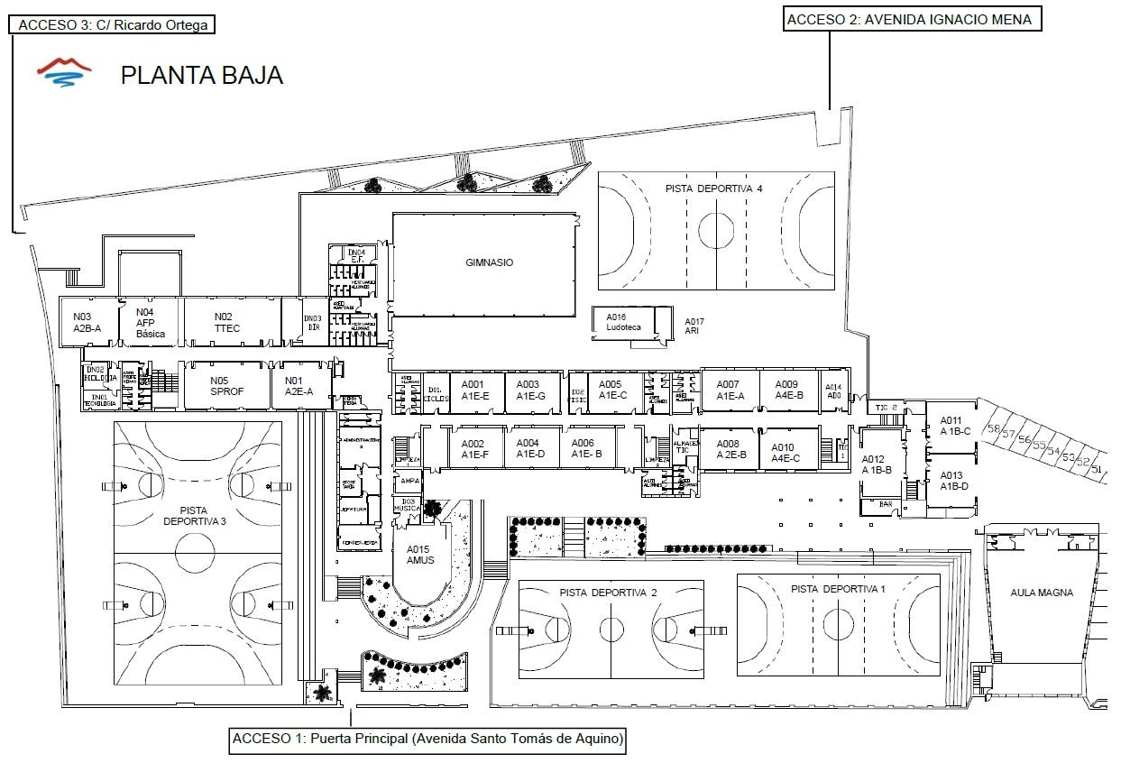 Imagen de la noticia: Entradas y salidas del alumnado al Centro durante el curso 2021/22 [Actualizado]