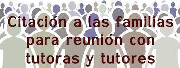 Imagen de la noticia: Reunión inicial del curso entre familias y tutores/as de grupo