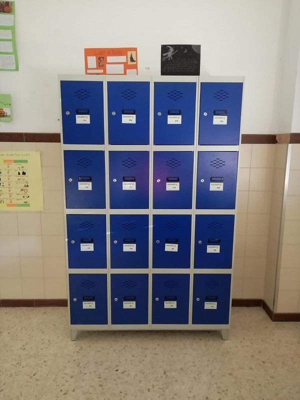 Imagen de la noticia: Alquiler de taquillas para el alumnado. Curso 2021-22 [Actualizado]