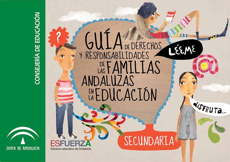Guía de derechos y responsabilidades de las familias andaluzas en la educación